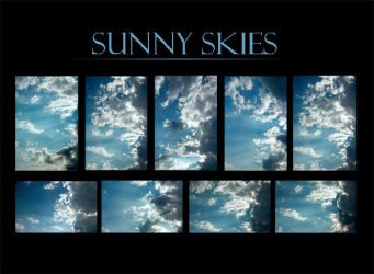 Resources: Sunny Skies by pelleron