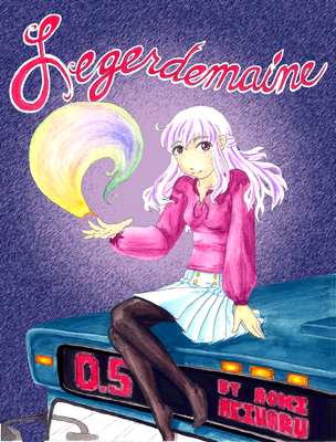 Legerdemaine 0.5 (first half-chapter) Cover by aokimeiwaru