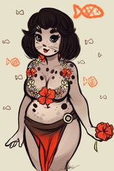 Selkie by MaryLittleRose