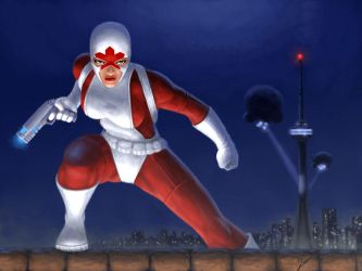 captain canuck by vnbenedicto