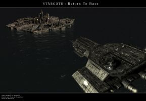 StarGate - Return To Base by Mallacore
