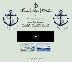 (Non-Core)Anchor Themed Custombox by Fading-Feather