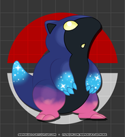 027 Cosmic Sandshrew
