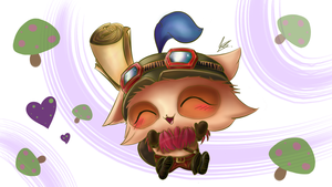 Teemo by ARAS-CHAN