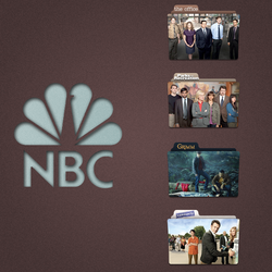 NBC Folder Icon Pack by Kliesen