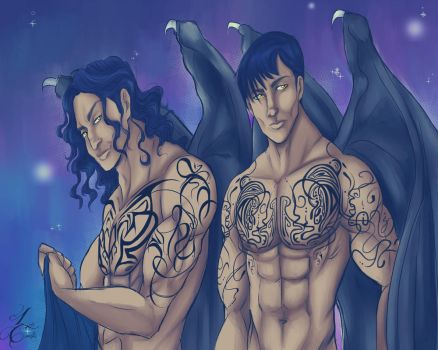 Illyrian's Pride by LadyCamafeo