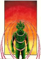 New Series Silurian by fresian-cat