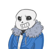 Sans_GIF by dusthatter