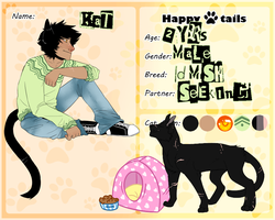 A moment of Silence for all the cats named Kat by Litriu