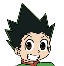 Gon Freecss by MarcosPower1996