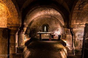 An 11th century surprise by LordLJCornellPhotos