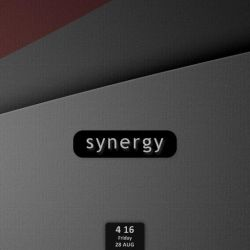 Synergy : Clock 1.0 by redblackproduction