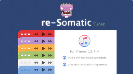 Re-Somatic1-2-5 iTunes part1 by allannyholm