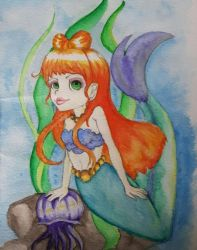 Mermaid by Angelx91
