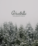 Ghosthills's Holidays Pack by SoDamnReckless