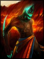 Demon Lord by thebigT