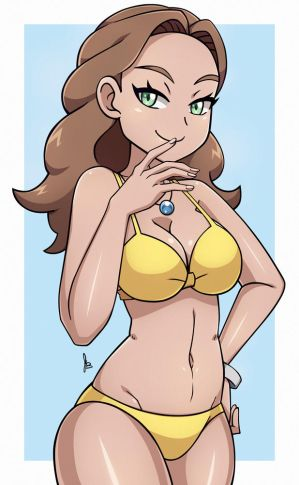 Swimmer - Pokemon Sun and Moon [Commission] by dmy-gfx