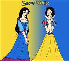 Snow White by Nyxity