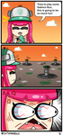 Splatoon 2: Salmon Run Comic by JoTheWeirdo