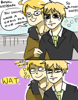 APH: DURING THE ROYAL WEDDING by Randomsplashes