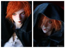 BJD kvothe by MartAiConan