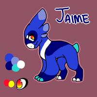 Jaime (Wyngro Baby) by KASAnimation
