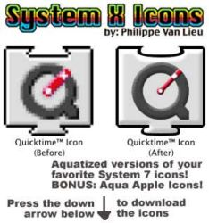 System X Icons by nick15