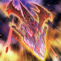 Meteor Dragon Red-Eyes Impact by Yugi-Master