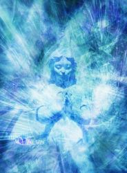 Angelic Visions -Revamped Blue by zantor
