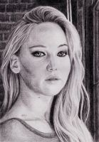 Jennifer Lawrence by 220kruger