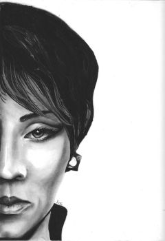 Jada Pinkett Smith by KaganMasters