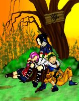 Collab: Team 7 by dreams-celestial