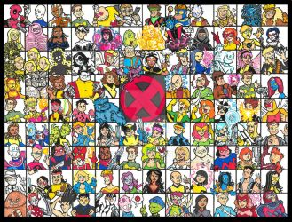X-Men Unite by 12for12