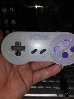 Super Nintendo Mouse by duplicity6