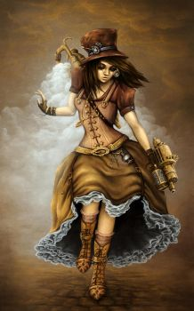 Steampunk by NoName-Face