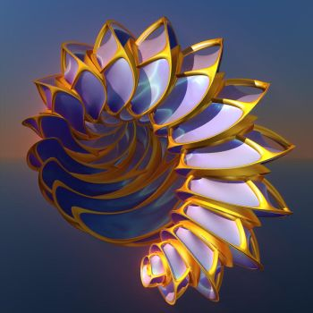 Incendia beta 2 spiral by Raykoid666