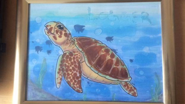 Turtle by Ariade