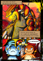 And then.. Groudon! by KeroKikka