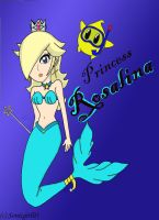 Mermaid Rosalina by Sonicgirl05
