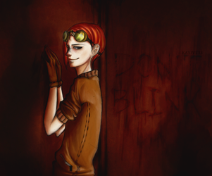 SCP-173 by KayIvl