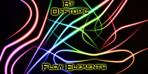 Brushes Flow Elements by Off-Topic