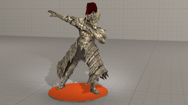 Ornstein the DAB-slayer by tiggercat12