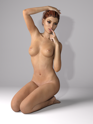 Victoria 7 IRAY Render by 3dmania