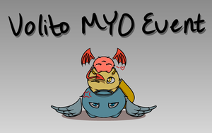 Volito MYO Event! by Runic-Potato