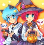 TRICK or TREAT by penguin-pinpin