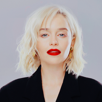 ICON: Emilia Clarke by weaknessgraphics
