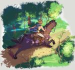 More Link and Horses by BabaKinkin