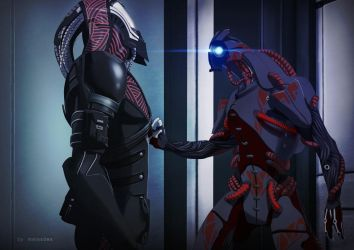03. Mass Effect by meissdes
