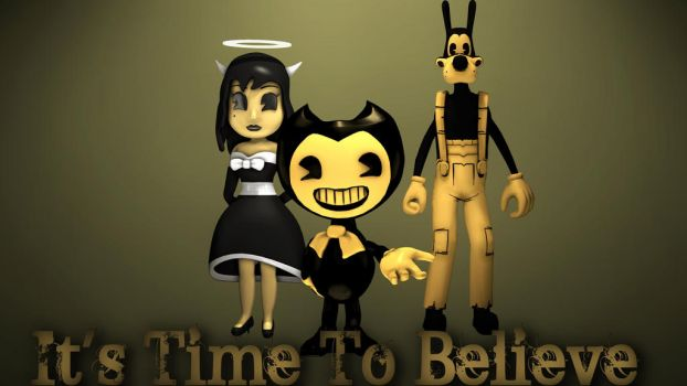 It's Time To Believe by SpringTrapGames