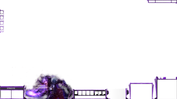 Overlay For Dynastie by YesMyLadyLoL
